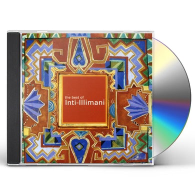 BEST OF INTI-ILLIMANI CD
