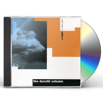The Durutti Column NIGHT IN NEW YORK CD