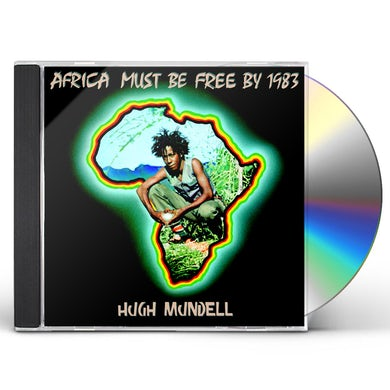 Hugh Mundell AFRICA MUST BE FREE BY 1983 CD