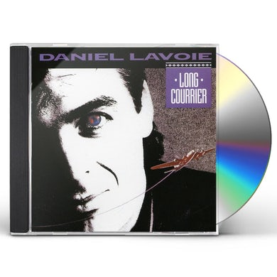 Daniel lavoie LONG COURRIER CD