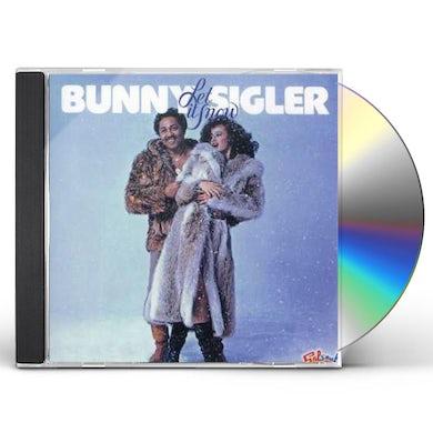Bunny Sigler LET IT SNOW CD