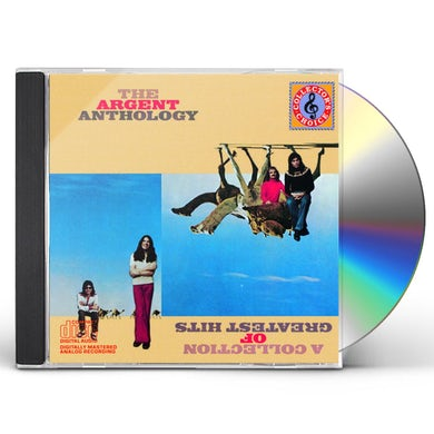 Argent ANTHOLOGY: COLLECTION OF G.H. CD