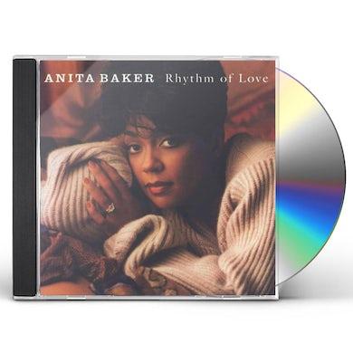 Anita Baker RHYTHM OF LOVE CD