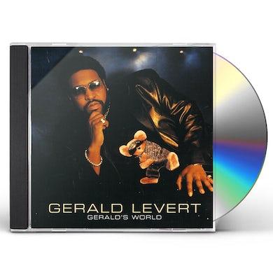 Gerald Levert GERALD'S WORLD CD