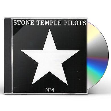 Stone Temple Pilots NO. 4 CD