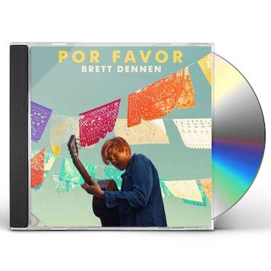 Brett Dennen POR FAVOR CD