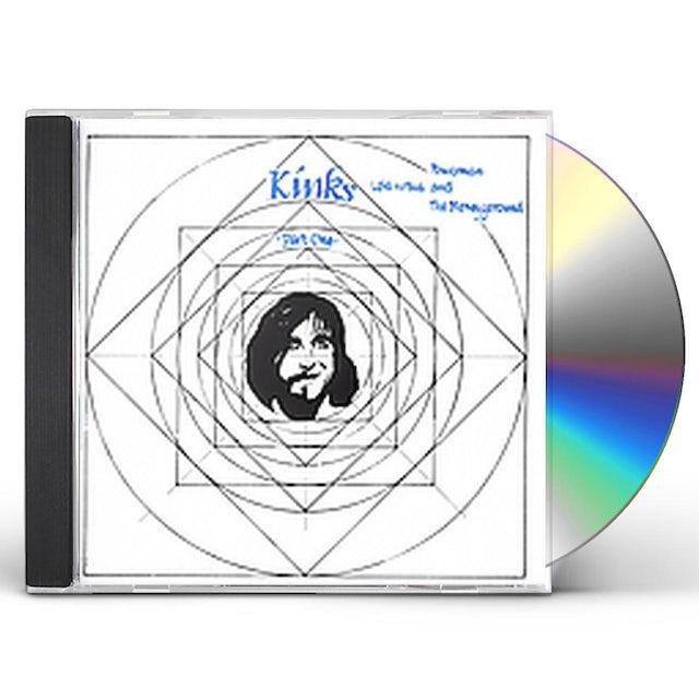 The Kinks LOLA VS POWERMAN & MONEY-GO-ROUND CD
