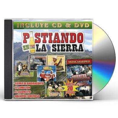 Impacto Joven Pistiando En La Sierra CD