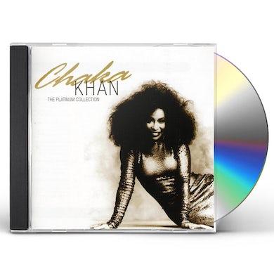 Chaka Khan PLATINUM COLLECTION CD