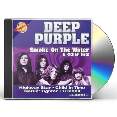 Deep Purple SMOKE ON THE WATER & OTHER HITS CD