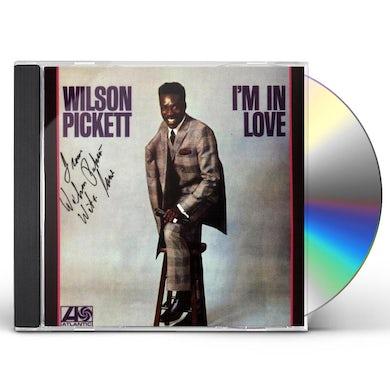 Wilson Pickett I'M IN LOVE CD
