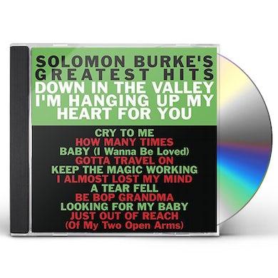SOLOMON BURKE'S GREATEST HITS CD