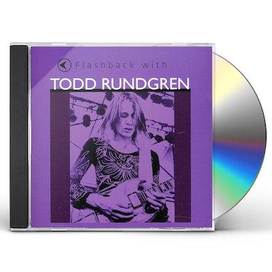 FLASHBACK WITH TODD RUNDGREN CD