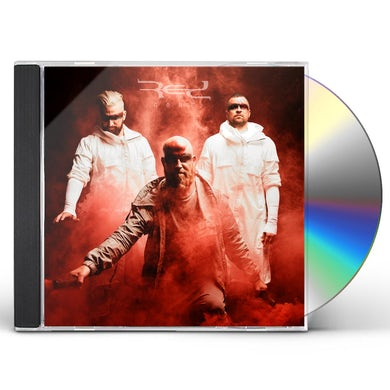 Red Gone CD