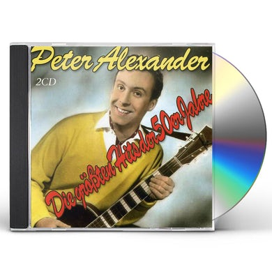 Peter Alexander GREATEST HITS OF THE 50S CD