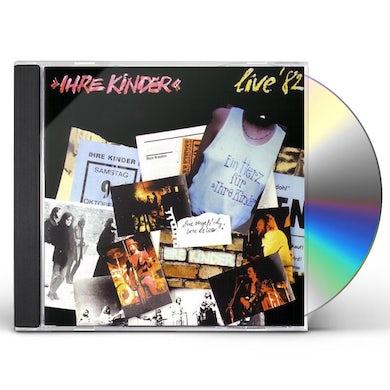 Ihre Kinder LIVE 82 CD
