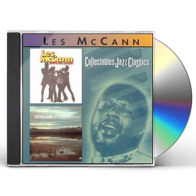 Les Mccann TALK TO THE PEOPLE / RIVER HIGH RIVER LOW CD