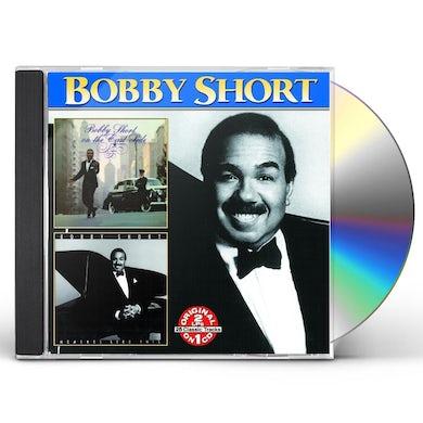 Bobby Short EASTSIDE/MOMENTS LIKE THIS CD