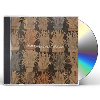 Iron & Wine WEED GARDEN CD
