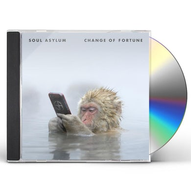 Soul Asylum CHANGE OF FORTUNE CD
