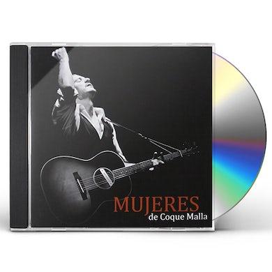 Coque Malla MUJERES CD