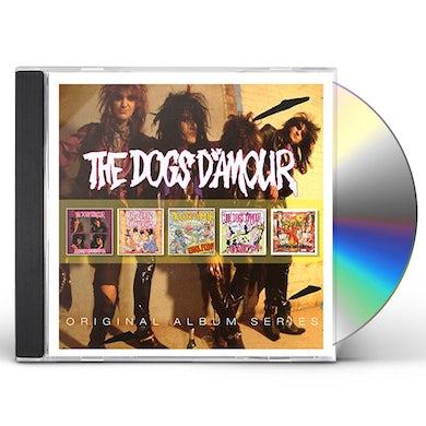Dogs D'Amour ORIGINAL ALBUM SERIES CD