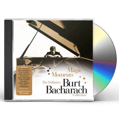 MAGIC MOMENTS: DEFINITIVE BURT BACHARACH COLL CD