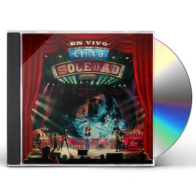 RICARDO ARJONA Circo Soledad- Live CD