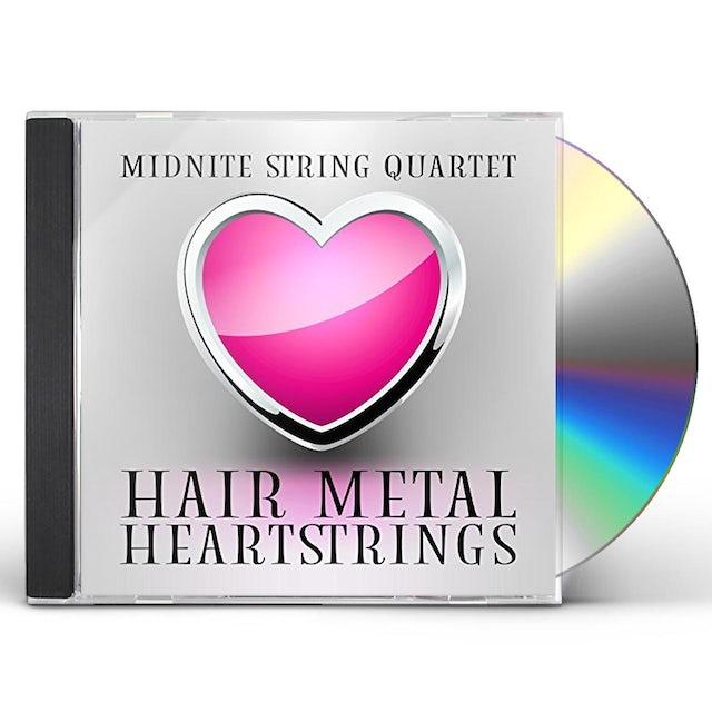 Midnite String Quartet HAIR METAL HEARTSTRINGS (MOD) CD