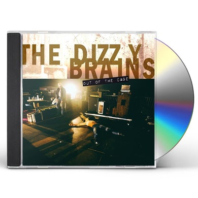 Dizzy Brains OUT OF THE CAGE CD