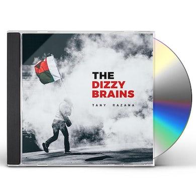 Dizzy Brains TANY RAZANA CD