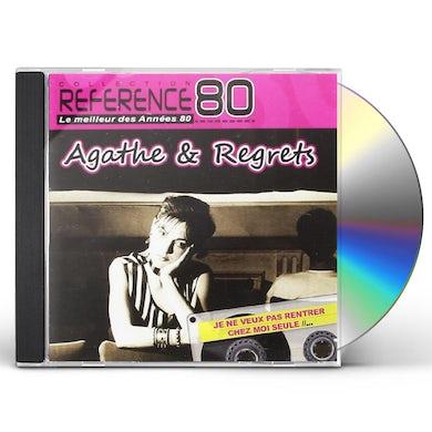 Regrets BEST OF CD