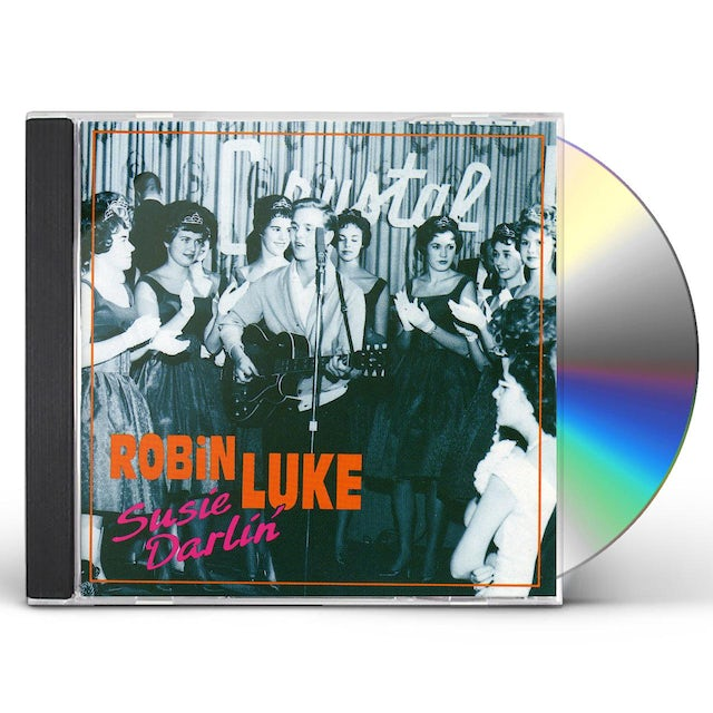 Robin Luke SUSIE DARLIN CD