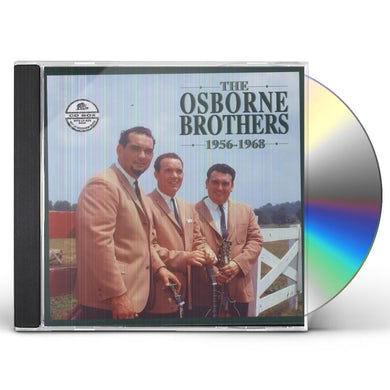 Osborne Brothers 1965-68 CD