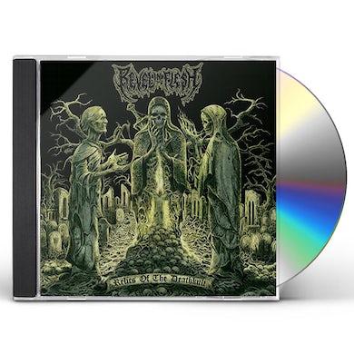 RELICS OF THE DEATHKULT CD