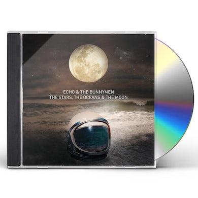 Echo & the Bunnymen STARS OCEANS & THE MOON CD