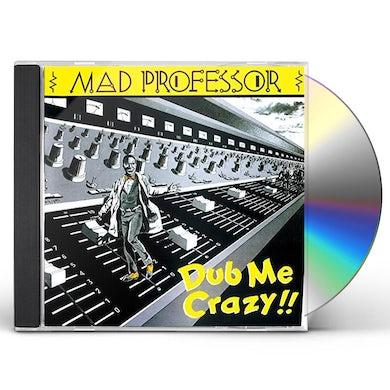 Mad Professor DUB ME CRAZY PART 1: LIMITED CD
