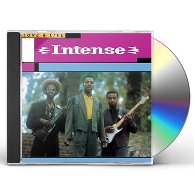 Intense LOVE & LIFE: LIMITED CD