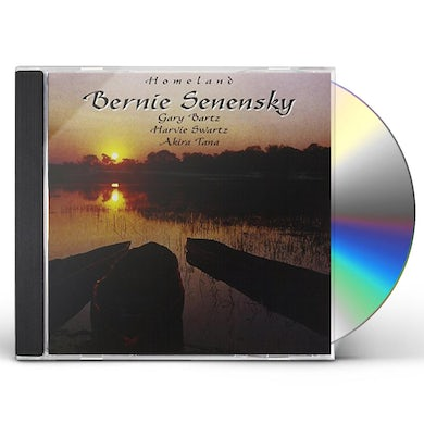 Bernie Senensky HOMELAND CD