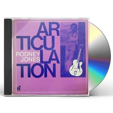 Rodney Jones ARTICULATION CD