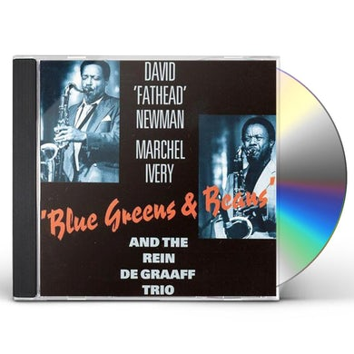 David Fathead Newman BLUE GREENS & BEANS CD