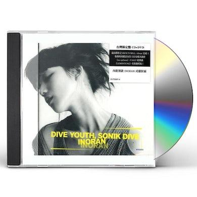 INORAN DIVE YOUTH SONIK DIVE CD