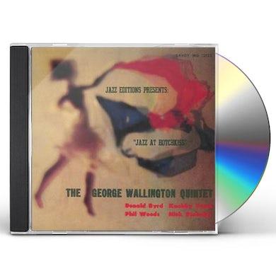 George Wallington JAZZ AT HOTCHKISS CD