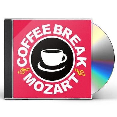 Classic COFFEE BREAK MOZART CD
