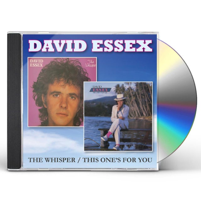 David Essex WHISPER / THIS ONE'S FOR YOU CD