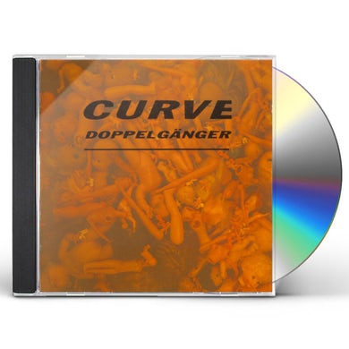 Curve DOPPELGANGER: 25TH ANNIVERSARY EXPANDED EDITION CD