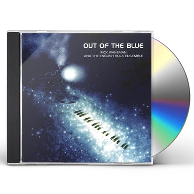 Rick Wakeman OUT OF THE BLUE: OFFICIAL REMASTERED VERSION CD