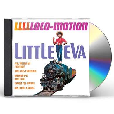 Little Eva LOCO-MOTION CD
