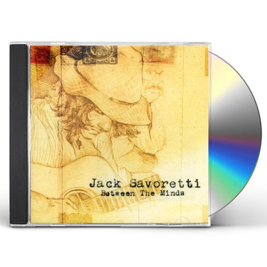 Jack Savoretti BETWEEN THE MINDS CD