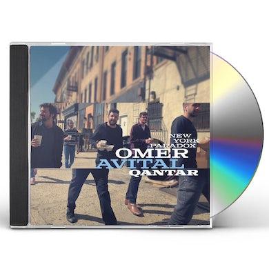 Omer Avital QANTAR: NEW YORK PARADOX CD